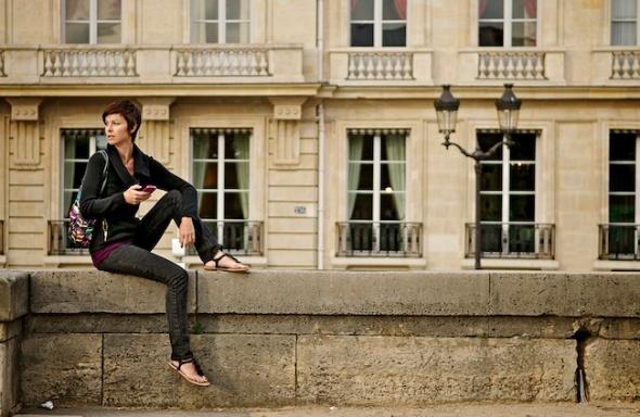 Rue de Rivoli, Paris © GaryAllard.com
